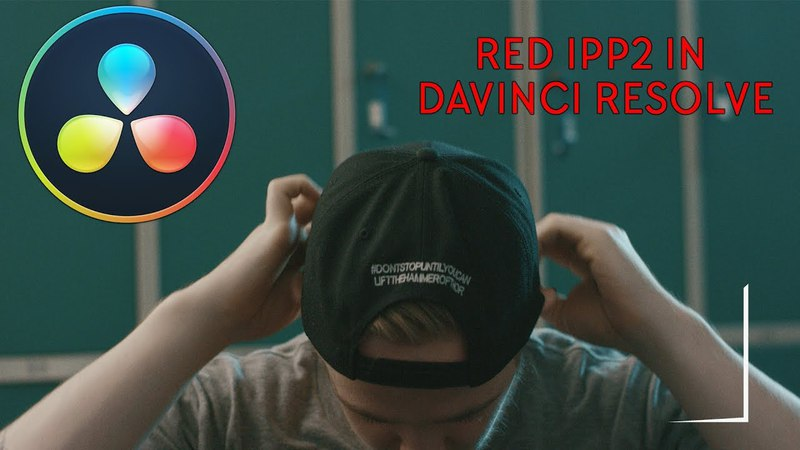 RED IPP2 Davinci Resolve Workflow Ramble