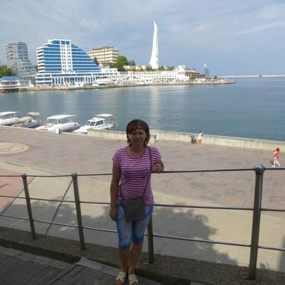 Елена Садовникова