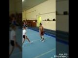 Спортивная акробатика, ДЮСШ №1