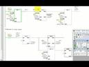 Simatic Step7 - Видео Ответ 2 - поочередная работа клапанов без таймера
