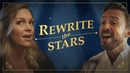 The Greatest Showman - Rewrite the Stars - Evynne Peter Hollens