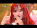 MShow 180323 WJSN우주소녀 - Dreams Come True꿈꾸는 마음으로 Music Bank @ Cosmic Girls