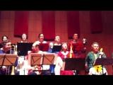 Ансамбль старинной музыки Мадригал - Ad mortem festinamus - Камерный зал Московской Филармонии 31марта 2013 года