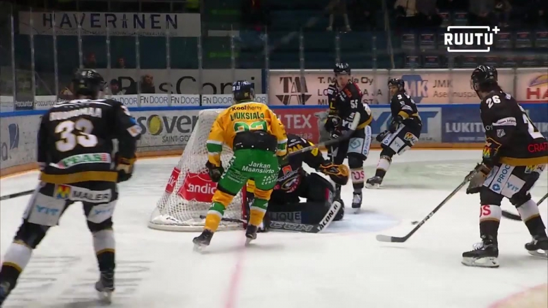 Kärpät - Ilves 4:0 (Обзор матча) Финский Хоккей╞╬═╡Suomen Jääkiekko