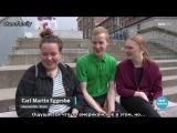 Ина, Карл Мартин и Ракель о своей реакции на Skam Austin в новом интервью.