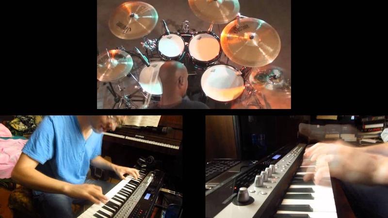 Valeriy Stepanov jammin' on Jerohn Garnett's track ''Me Myself''