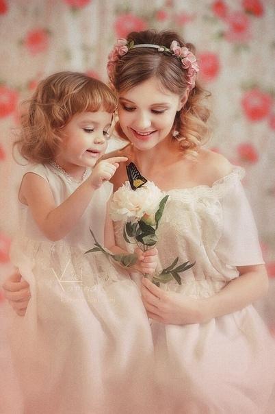 Говорите своим детям, насколько они прекрасны. Они не услышат этого по телевизору или в школе. Но это будет помогать им всю жизнь