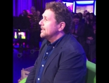 BBC The One Show - Helen McCrory and Michael Ball