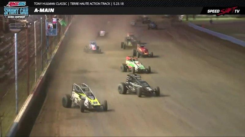 "USAC ""Tony Hulman Classic"" Highlights   Terre Haute Action Track 5.23.18"