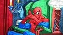 Великий Человек паук Ревущая команда Сезон 2 Серия 22 Marvel