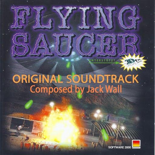 Jack Wall альбом Flying Saucer (Original Game Soundtrack)