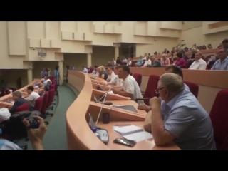 Бондаренко может быть лишен депутатского мандата за критику пенсионной реформы! Хроника событий! (12.07.2018)