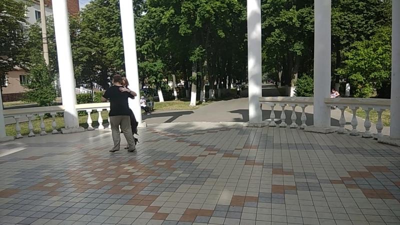 Танго в ротонде 07.07.2018