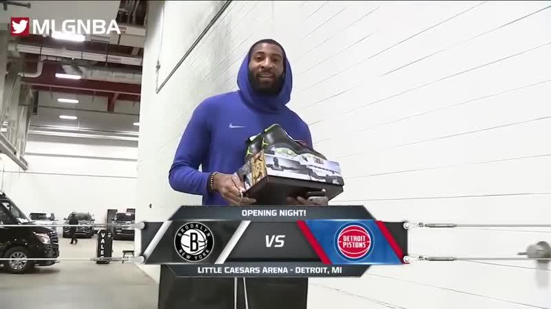 Brooklyn Nets vs Detroit Pistons Full Game Highlights _ 10.17.2018, NBA Season