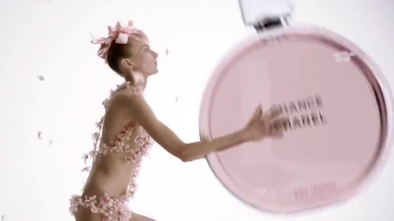 Chanel Chance Eau Tendre женские духи Шанель Шанс Тендр реклама