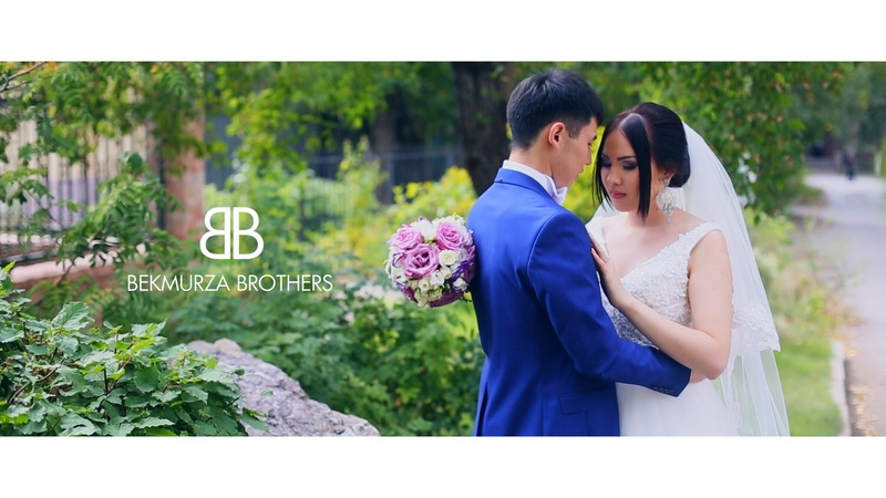 Wedding Day Talgat Karlygash by Bekmurza Brothers 77012557317