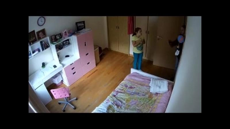 Тролинг ребенка через веб камеру
