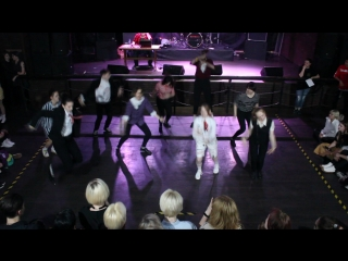 G-Force - ЕХО - Love me right - K-POP COVER BATTLE STAGE #3
