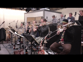 WDR BIG BAND feat. Orrin Evans _u0026 Ambrose Akinmusire - This Little Light Of Mine (Rehearsal)