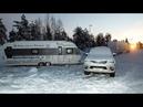 Караванинг зимой Как правильно оборудовать дом на колесах для путешествий в условиях сильных морозов