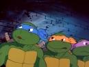 Черепашки Ниндзя 13 серия (2-8 Вторжение панкующих жаб)