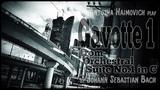 Antosha Haimovich - Gavotte 1 from Orchestral Suite No.1 in C (Johann Sebastian Bach)
