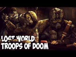 Антишнапс - Атмосферный мод: Lost World Troops of Doom (Сталкер _ Stalker)