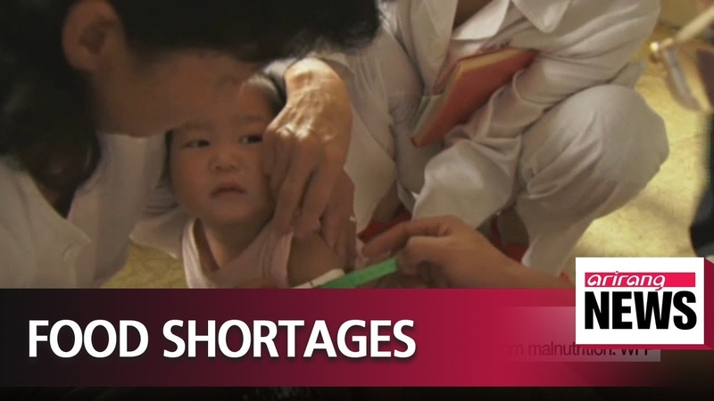 Nearly 40% of North Korean population suffering from malnutrition WFP