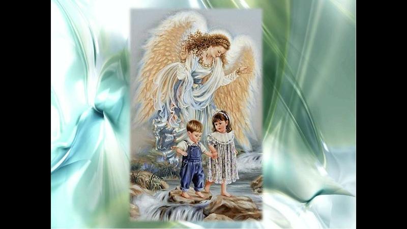 Молитва 11 я, ко святому Ангелу Хранителю ( для детей )