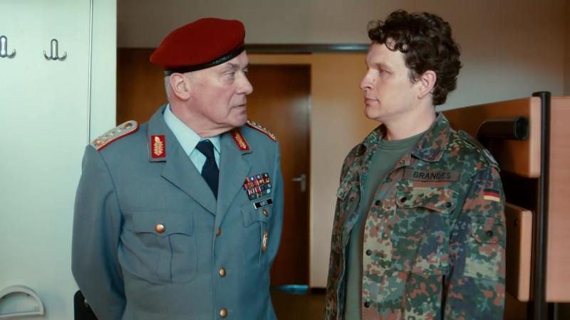 ARD - Bundeswehrskandal - Der Film! Mit Franco A. und seiner völlig verrückten Terror-Truppe