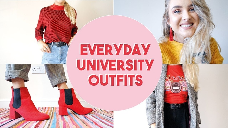 What I Wore This Week - Uni Edition | Unite Students