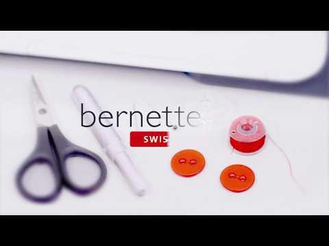 Видео инструкция Bernette b38 / b37 1 подготовка швейной машинки к работе