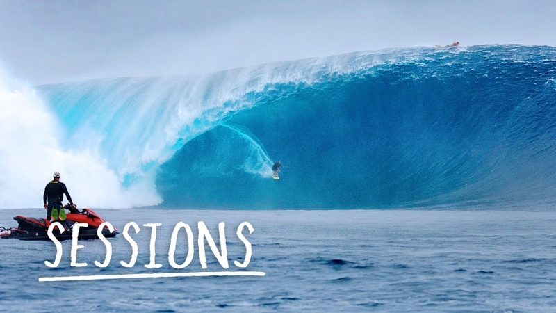 Is this Cloudbreak's biggest swell ever?   Sessions