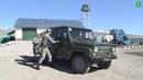 Задержание нарушителя Государственной границы Казахстанские пограничники