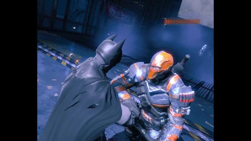 Batman The Arkham Story S1E2