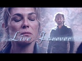 Kane &amp Abby The 100 - Live Forever 3x13