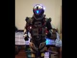Titanfall 2. Пилот с тактическим умением «Пульсирующий клинок» (от Kyle Spittle)