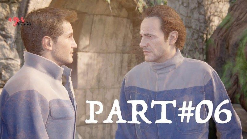 Uncharted 4 A Thief's End Walkthrough Gameplay - ONCE A THIEF -Part06 (PS4)
