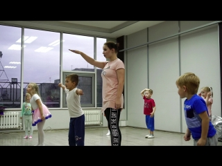 Kids Dance / september 2018 / Evgeniya Boyarshinova / Академия танцев AE Dance