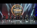 Батлы TODES-Казань, первая лига подростки, фестиваль TODES в Воронеже, март 2017