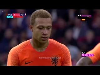 Netherlands vs. peru . all goals  highlights 2018