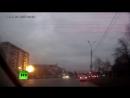 Момент обрушения жилого дома в Ижевске