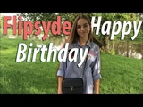 Tania Voc - Happy Birthday Flipsyde ft. Piper (cover)