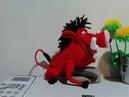 Кабан Пумба из Король лев ч 3 Boar Pumbaa from the Lion King р 3