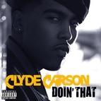Clyde Carson альбом Doin' That