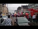 Duisburg Nach Erdogan Sieg Hunderte Türken feiern mit Hupkonzerten und Autokorsos