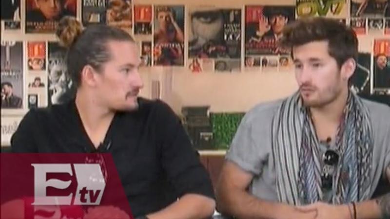 Mau y Ricky, el dúo de los hijos de Ricardo Montaner/ JC Cuellar