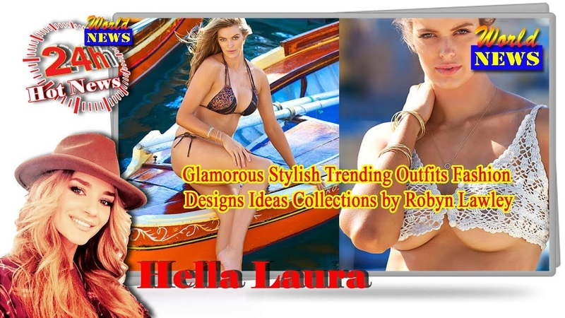 Glamorous Stylish Trending Outfits Fashion Designs Ideas Collections by Robyn Lawley