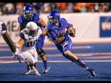 Las Vegas Bowl - Boise State - Oregon - LIVE: Американский Футбол