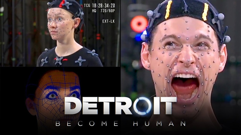 СОЗДАНИЕ ИГРЫ Detroit Become Human (Behind the scenes)